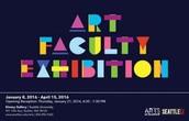 Art Faculty Exhibition