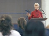 Jane Goodall Teaching
