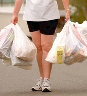 Are you using your plastic bags for single use?
