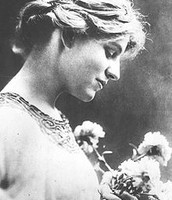 Jessie Woodrow Wilson Sayre (1887 - 1933)