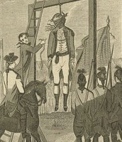 Hanging of Major André