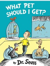 New Book From Dr. Seuss