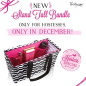 Stand Tall insert for the large Utility tote