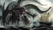 See the kraken yourself