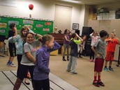 Evergreen Students Get in the Groove