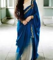Queen Dress (dyed)