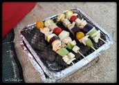 BBQ - Snags and Kebabs