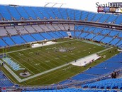 The Panthers Home