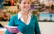Internship in a local enterprise or foundation
