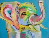 Art Deco Elephant