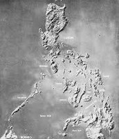 Map of Phillippines