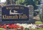 Klamath Falls ~City of sunshine