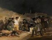 Third of May 1808 by Francisco Goya