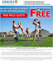 Never pay for home warranty again