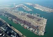 Rotterdam port