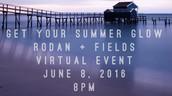 R + F virtual event