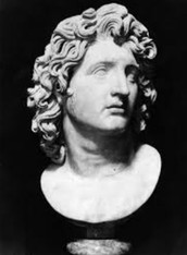 Alexander the Great and his confidence
