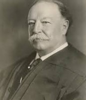 This is William Howard Taft while he was president