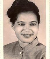 Rosa Parks, Life