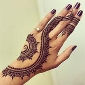 Henna Tattoos!