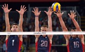 Men Olympic Volleyball