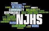 NJHS Induction