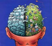 I am equal from both sides of my brain.