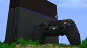 Minecraft Built PS4