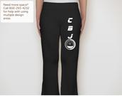 CBJ Yoga Pants