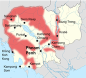 Khmer Rouge Takeover