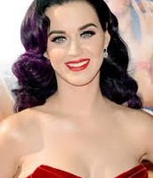 And now is KATY PERRY