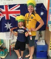 Ella's Mom teaches us About Australia