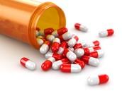 People take an antibiotic