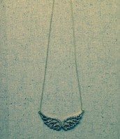 Bellisimo Angelo necklace