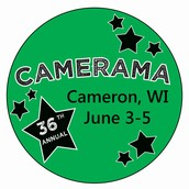The Camerama Buttons