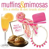Can't Make Friday's 2/19 Launch...How About Sunday, Feb 21st for Muffins & Mimosas & Bling!