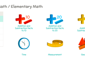 Elementary Math Resources from cK-12!