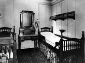 What Elsie's room would of look like.