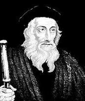About John Wycliffe