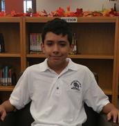 Luis Fernando Vasquez 7th Grade