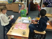 """""""Go Fish"""" for 10 math game"""