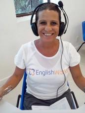 Wilma S. Batista_ voluntária em Triagem