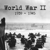 World War II Lasted from Sept. 1, 1939-Sept. 2, 1945