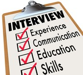 New Teacher Interviews