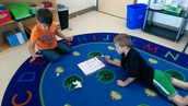 Math partner games