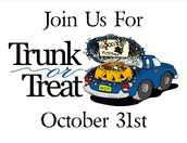 Bring your child to trick or treat at Louisa County High School!