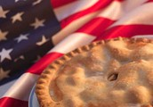 4th of July Apple Pies