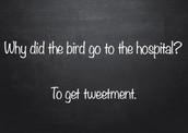Doctor jokes.