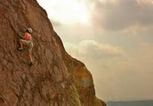 Erision climbing