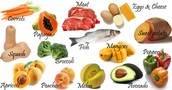 Vitamins are found in many different kinds of foods